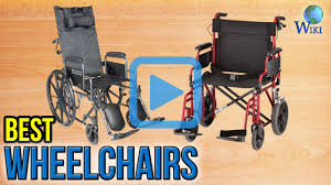 Top 8 Folding Wheelchairs of 2018   Video Review