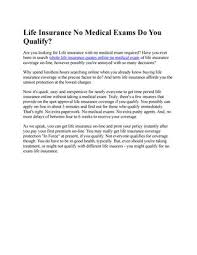No medical exam whole life insurance is typically used as a form of final expense insurance, as coverage is lifelong and death benefits are generally limited to a maximum of $25,000 or $50,000. Permanent Life Insurance Quotes By Permanentlifeinsurancequotes Issuu
