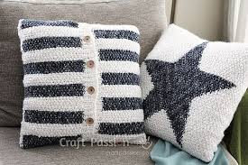 Pillow Patterns Gorgeous Cozy DIY Knitted Pillows Keep Away Winter Blues