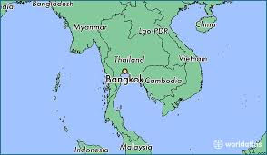 Image result for BANGKOK MAP