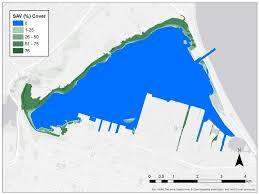 Sav Model Output For Hamilton Harbour 2016 At Chart Datum