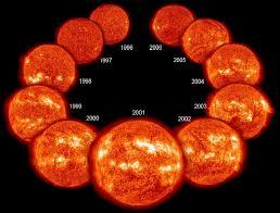 parts of the sun sorces solar spectral surprise