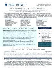 Marketing Executive Resumes Perfect Resume