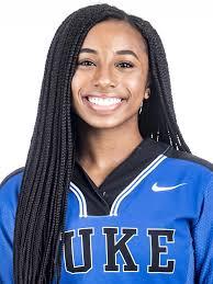 Kristina Foreman - 2021 - Softball - Duke University