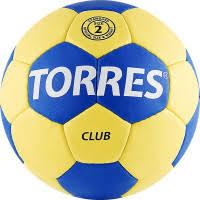 """<b>Мяч гандбольный</b> """"<b>TORRES Club</b>"""" арт.H30042, р.2, ПУ, 5 подкл ..."""