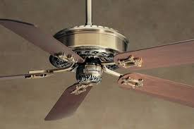 brown casablanca ceiling fan