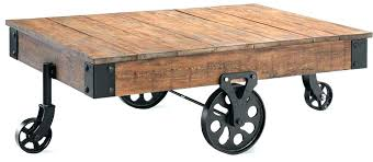 caster wheel coffee table coffee tables rustic coffee table with wheels  chairs and coffee diy caster . caster wheel coffee table ...
