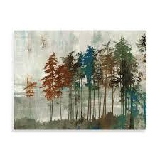 aspen trees wall art bed bath beyond