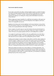 Gallery Of Well Written Resume Examples How To Write A Good For