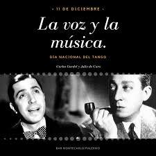 Resultado de imagen de Dia Nacional del tango