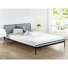 metal platform bed frame. Zinus Sonnet Metal Black King Platform Bed Frame Metal Platform Bed Frame
