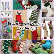 Crochet Decoration Patterns 150 Free Christmas Crochet Patterns The Lavender Chair