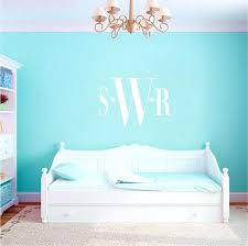 wall monogram bedroom monogram wall decal zoom wall monogram wood wall monogram