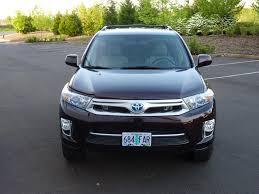 2013 Toyota Highlander Hybrid A High Performance Suv - LapNews.com ...