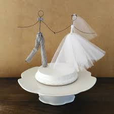 Unusual Wedding Cake Toppers Popsugar Love Uk