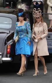 El ladygaguismo de Eugenie y Beatrice de York eclipsa el glamour.