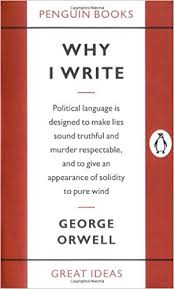 com why i write penguin great ideas  com why i write penguin great ideas 9780143036357 george orwell books