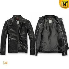 mens leather moto jackets cw809005 cwmalls com