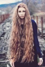 Resultado de imagen para extra long hair tumblr