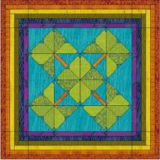 50 best Quilt Design Wizard Projects images on Pinterest   Quilt ... & Colorful Clovers Adamdwight.com
