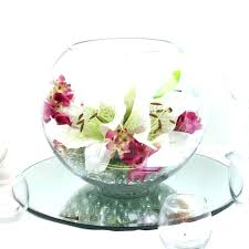 glass block decoration ideas weddings bowl centerpiece vase decorating d glass block decoration ideas weddings easy centerpiece living