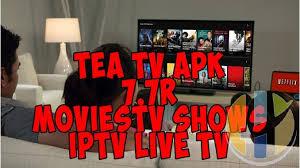Interior Design Tv Shows Magnificent TEATV APK UP TO TeaTV 4848r Free Movies TV Shows IPTV Android