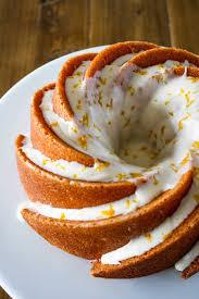 Meyer Lemon Bundt Cake Liv for Cake
