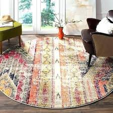 6 round wool rug 6 round rugs contemporary vines wool rug west elm regarding 7 4 6 round wool rug vines