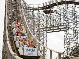 a z coaster of the week zeus at mt olympus