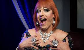 Q&A with drag icon Patti O Furniture and Pride Empress Justine Van