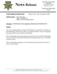 Thurston Co Sheriff Thurstonsheriff Twitter
