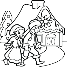 Coloring Sheet Gingerbread Man The Gingerbread Man Coloring Pages
