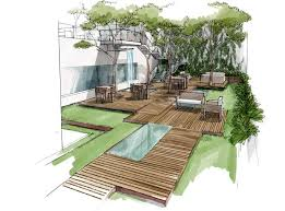 Small Picture Best 25 Landscape architecture perspective ideas on Pinterest
