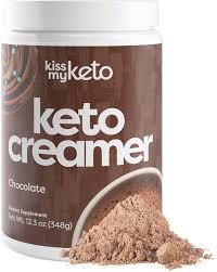 Unsweetened cocoa powder that only contains cocoa? Amazon Com Kiss My Keto Creamer Hot Chocolate Mix No Carb Sugar Free Cocoa Powder Mct Oil 9g Cocoa Mocha Ketogenic Creamer For Coffee Keto Shakes Creamy Hot Cocoa