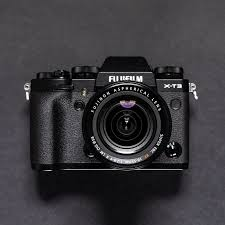 Flip Camera Charging Light Fujifilm X T3 Review The Do Everything Camera The Verge