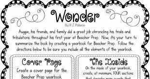 wonder book report project pdf google drive