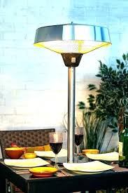 outdoor table top heaters propane tabletop propane heater gas heaters home depot ideas patio heater home