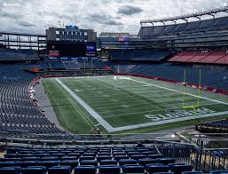 Gillette Seating Chart With Rows Gillette Stadium Section 201 Seat Views Seatgeek