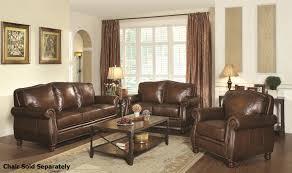 brown leather sofa sets. Wonderful Sets Montbrook Brown Leather Sofa And Loveseat Set To Sets I