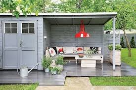 Garden Storage And Open Lean To | Budget-Friendly Garden Shed Ideas Worth  Every Dollar