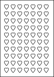 8 X 10 Heart Template 8 X 10 Heart Template Madran Kaptanband Co