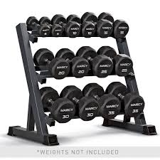 Weights Measures Chart Marcy 3 Tier Dumbbell Weight Rack Dbr 86
