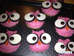 Baby Shower Cupcakes No Fondant Il Fullxfull522348474 3jwf  Baby Owl Baby Shower Cakes For A Girl