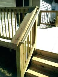 wood deck railing ideas. Exterior Stair Outdoor Stairs Design Railing Ideas Deck Elegant E Wood