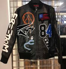 bass by roni bass wwjd 84 freedom love kinging jacket small brand new with tags