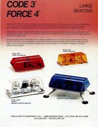 Code 3 Fire Lights