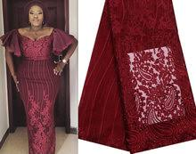 Best value <b>2019 Latest French Nigerian</b> Laces Fabrics High – Great ...