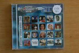Pepsi Chart Hits The Best Of 2002 2 Cd Kylie Minogue