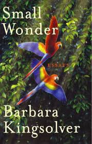 small wonder barbara kingsolver hardcover cover image small wonder