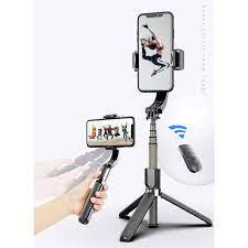 Gậy chụp ảnh Gimbal chống rung quay Video chuyển động cho Livestreamer  vloger - ADG L08 - Gậy tự sướng - Selfie Thương hiệu OEM